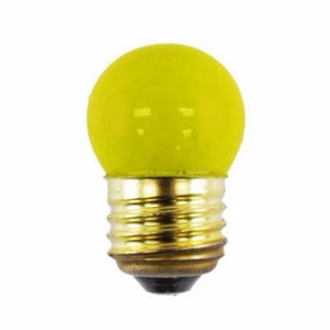 7.5S11-130V-CY Light Bulb, Voltage 130V, Wattage 7.5W