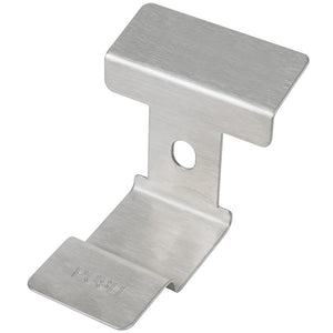 Push Handle, Stainless Steel
