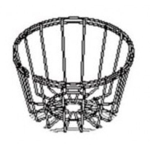 Wire Basket, 16 x 6