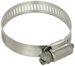 "17700340 - SAE Type ""F"" Clamp (Irrigation), Clamp ID Range 13 mm (Closed) - 27 mm (Open)"