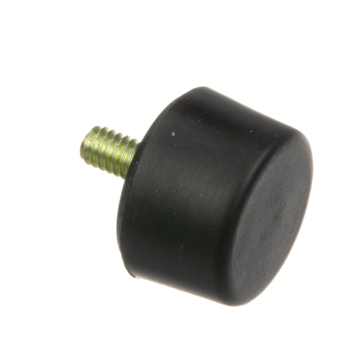 Rubber Foot, .480, 8-32 Stud