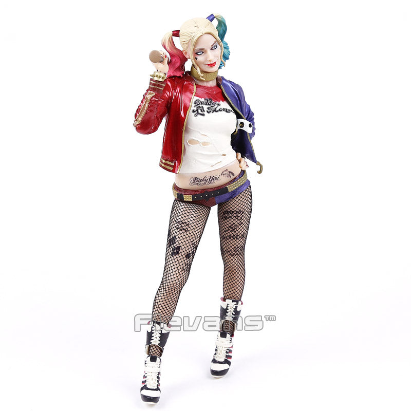 Crazy Toys Suicide Squad Harley Quinn 1/6th Scale Collectible Toy