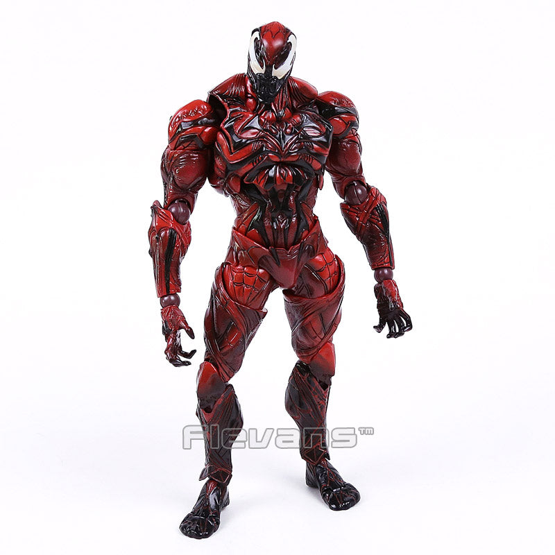 Universe Variant Play Arts Kai Venom Limited Color Ver. Action Figure Collectible Toy