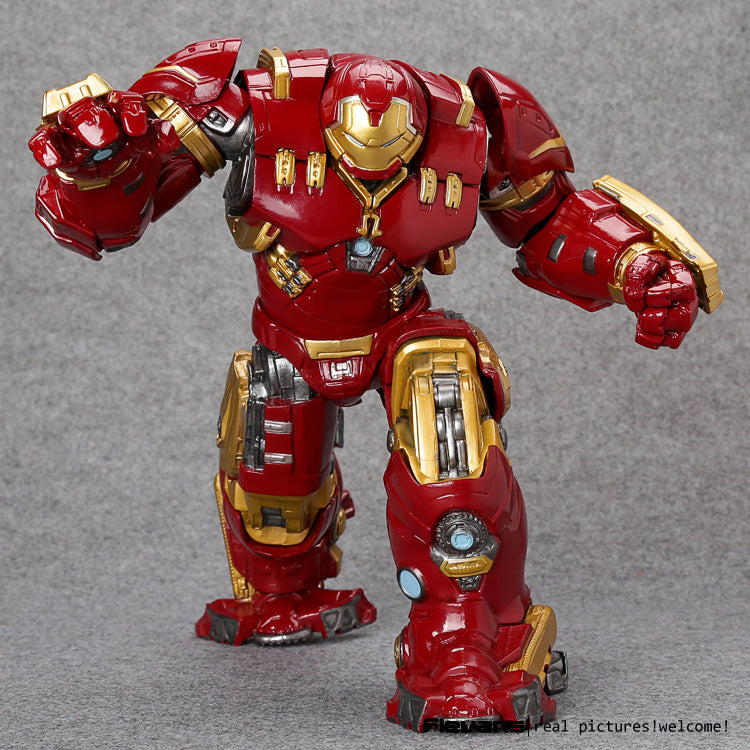 Crazy Toys Avengers Age of Ultron Hulkbuster Mark 44 Action Figure Collectible Toy