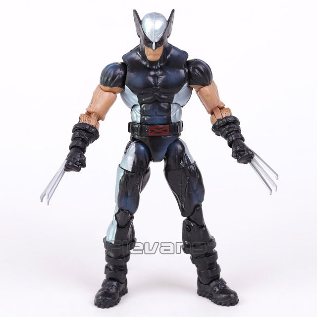 Original X-men Logan Action Figure High Quality Super Hero Loose Figure Toy - WeRToyz