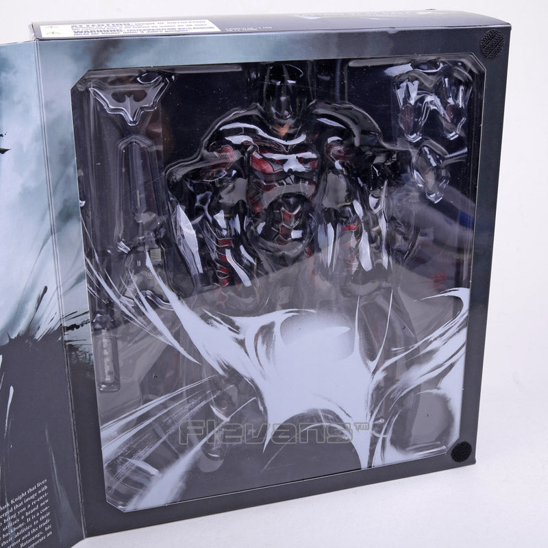 SQUARE ENIX PlayArts KAI DC COMICS Batman Limited Color Ver Action Figure Collectible Model Toy