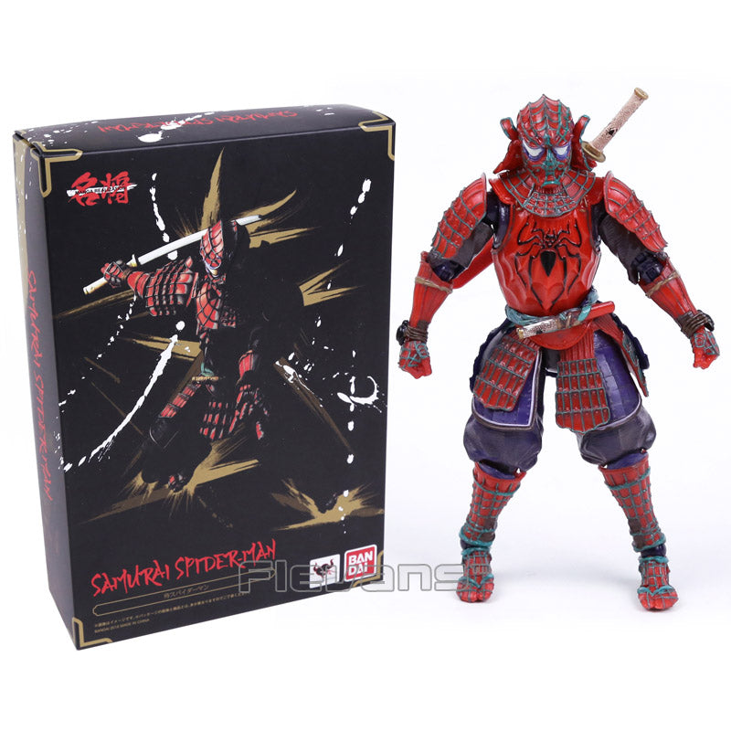 MANGA REALIZATION Samurai Spider-Man Spiderman Figure Collectible Toy |  Action Figures | WeRToyz