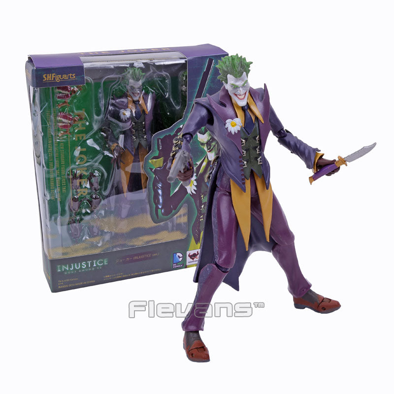 SHFiguarts Batman The Joker INJUSTICE ver.  Action Figure Collectible Toy |  Action Figures | WeRToyz