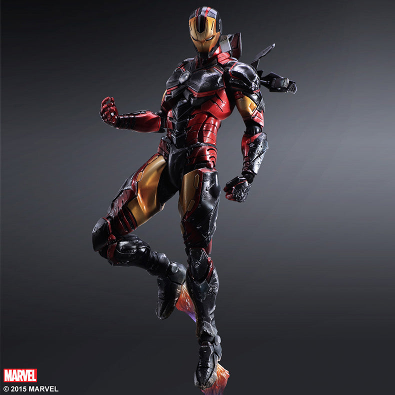 SQUARE ENIX Variant Play Arts Kai  Iron Man Action Figure Collectible Toy |  Action Figures | WeRToyz