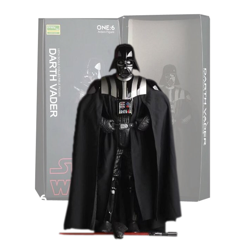 Crazy Toys Star Wars Figure Darth Vader PVC Action Figures Collectible Model Toy - WeRToyz