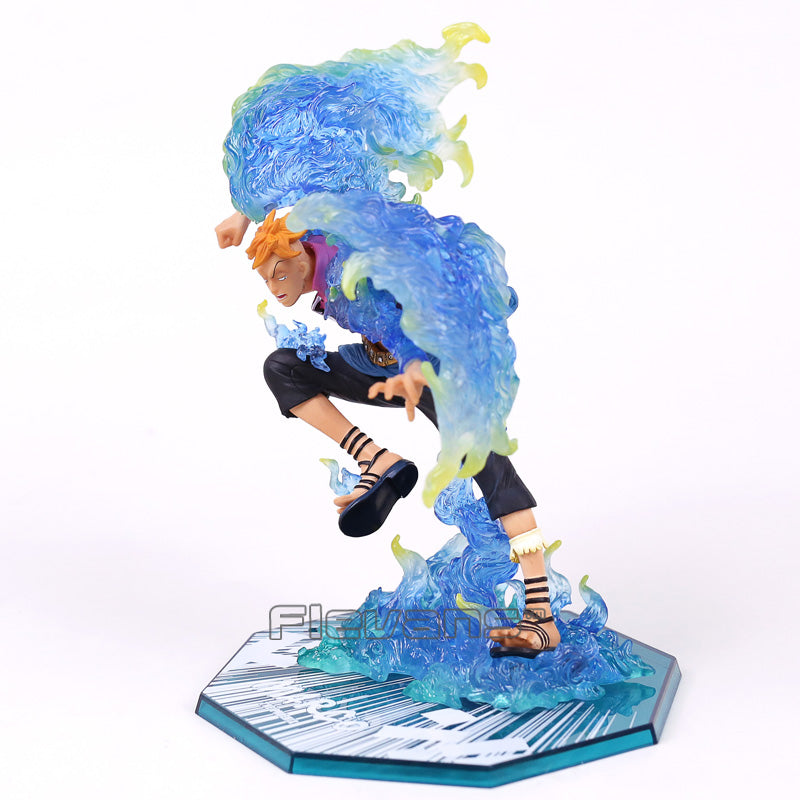 Anime One Piece Figuarts ZERO Marco PVC Figure Collectible Model Toy - WeRToyz