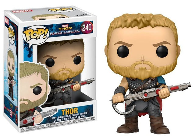 Funko pop Thor Ragnarok Thor - Gladiator Suit Vinyl Figure Collectible Model Toy - WeRToyz