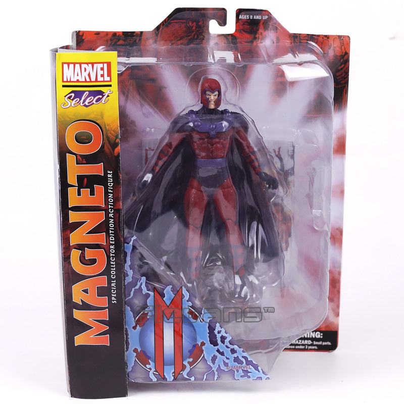 Marvel Select Magneto Special Collector Edition Action Figure Toy - WeRToyz
