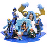 Anime One Piece 20th Anniversary Complete Set Figure Toys |  Action Figures | WeRToyz