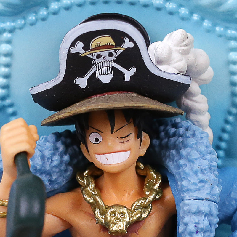 Anime One Piece 20th Anniversary Luffy Figure Toys |  Action Figures | WeRToyz