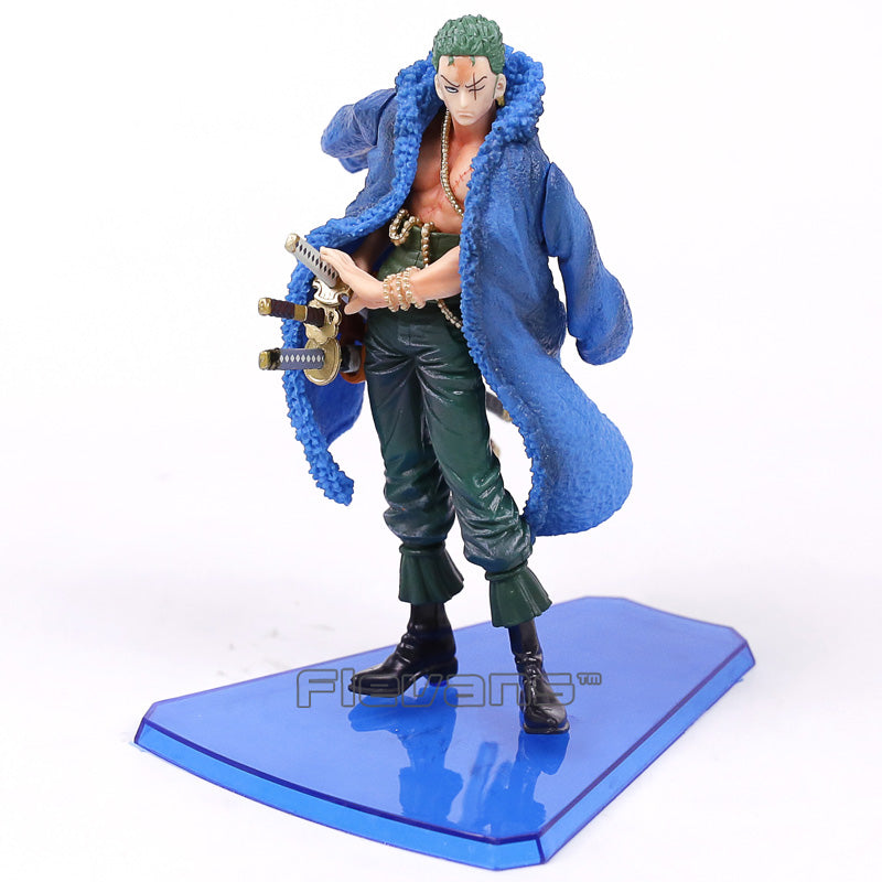 Anime One Piece 20th Anniversary Zoro Figure Toys - WeRToyz