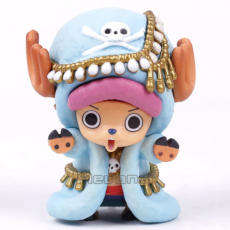 Anime One Piece 20th Anniversary Chopper Figure Toys - WeRToyz