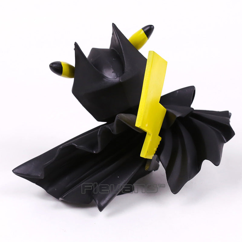 Pikachu Cosplay Batman Collectible Model Toy