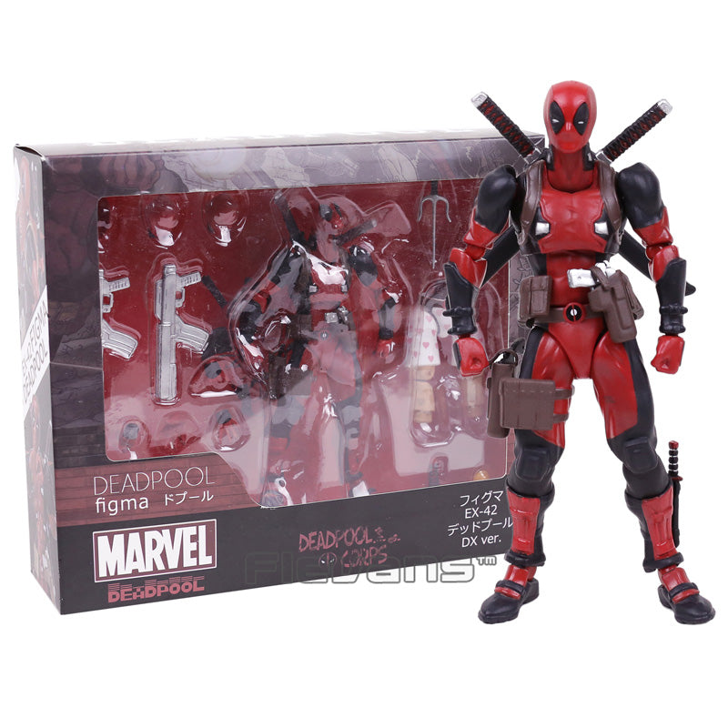 MARVEL Deadpool figma EX-42 DX ver. Action Figure