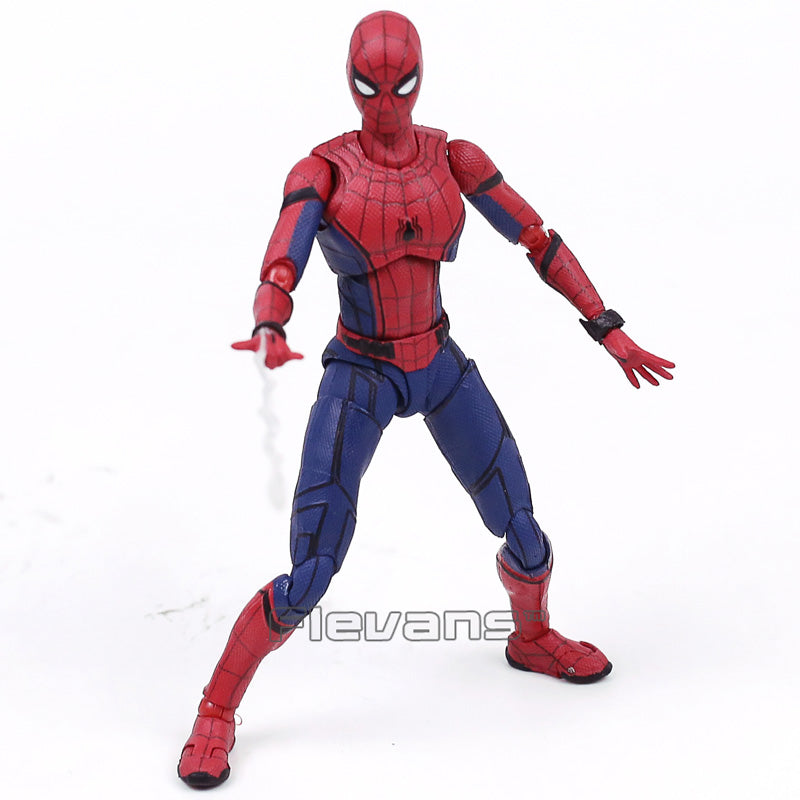 SHFiguarts Spider Man Homecoming Action Figure Collectible TOY