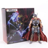 Play Arts KAI Marvel Universe Thor Action Figure Collectible Toy |  Action Figures | WeRToyz