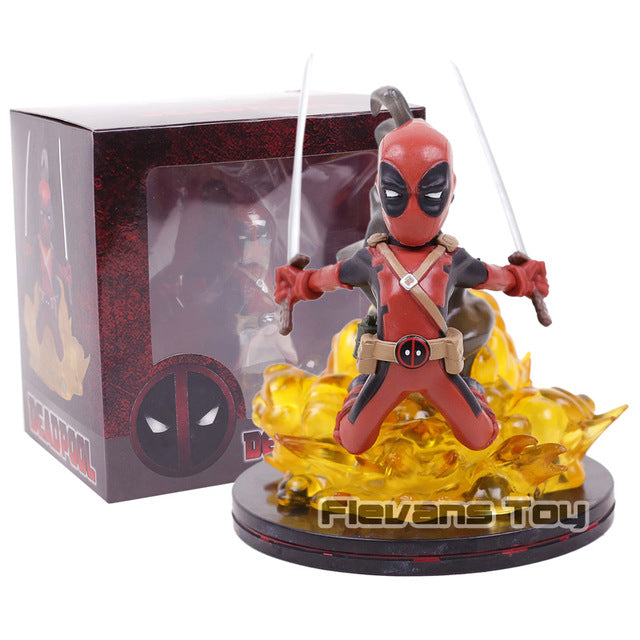 Marvel Super Heroes Deadpool Statue Collectible Toy |  Action Figures | WeRToyz