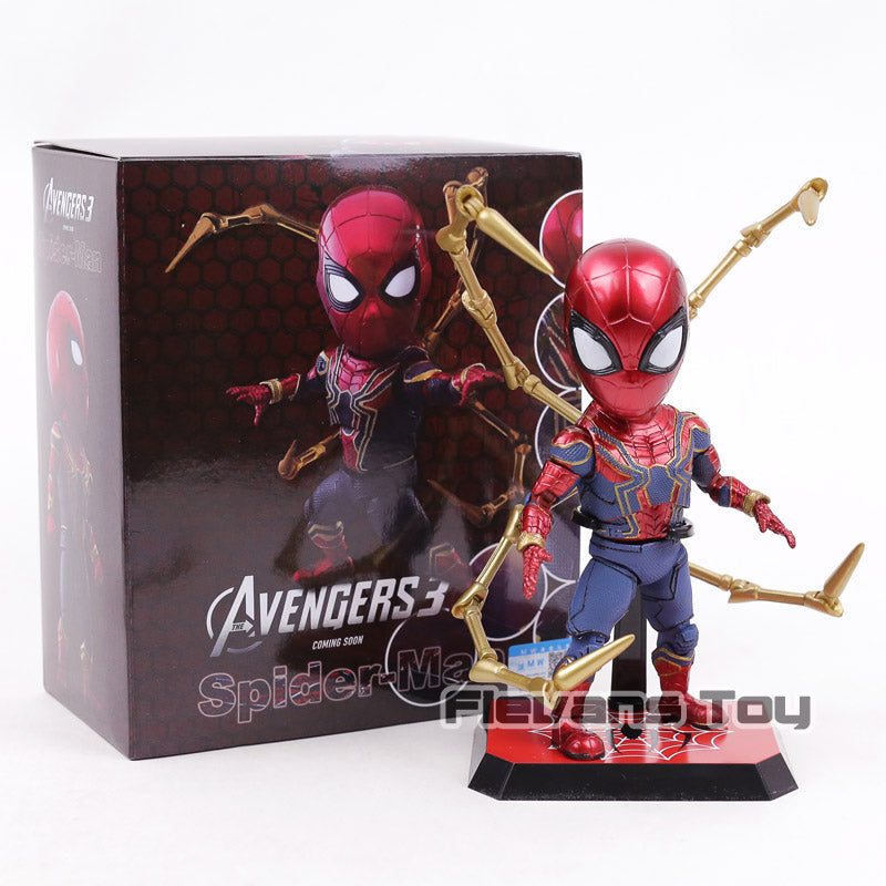 Marvel Avengers Infinity War Iron Spider Egg Attack Figure |  Action Figures | WeRToyz