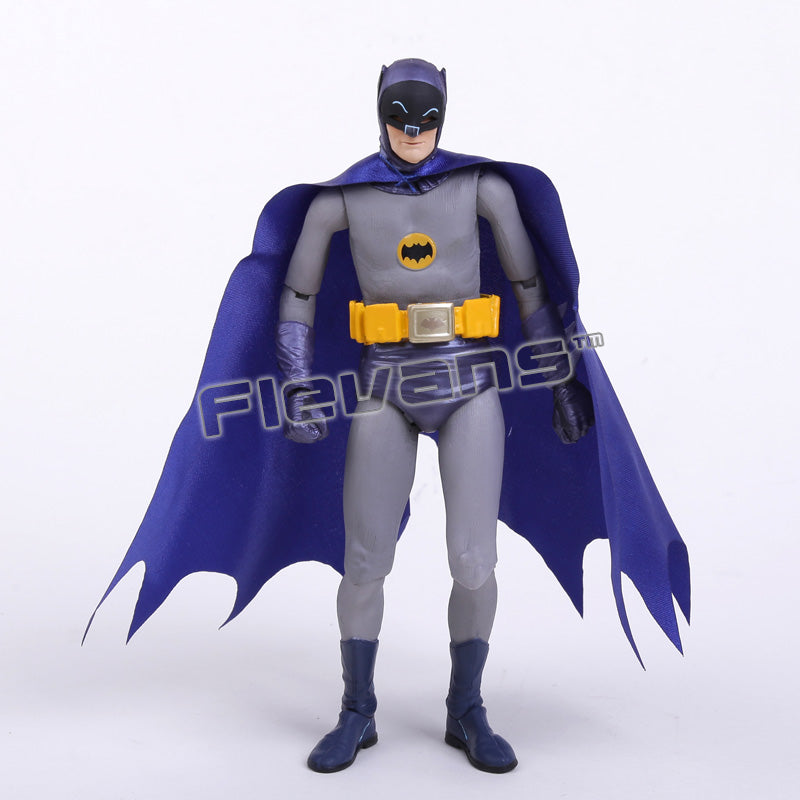 "NECA DC Comics Batman PVC Action Figure Collectible Toy 7"" 18cm 
