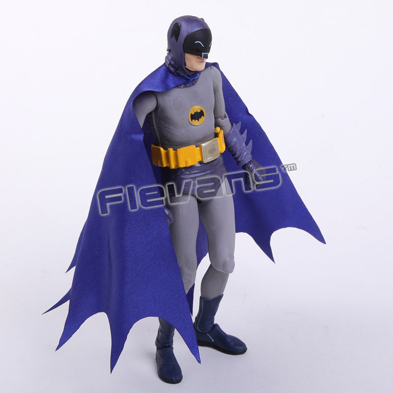 "NECA DC Comics Batman PVC Action Figure Collectible Toy 7"" 18cm - WeRToyz"