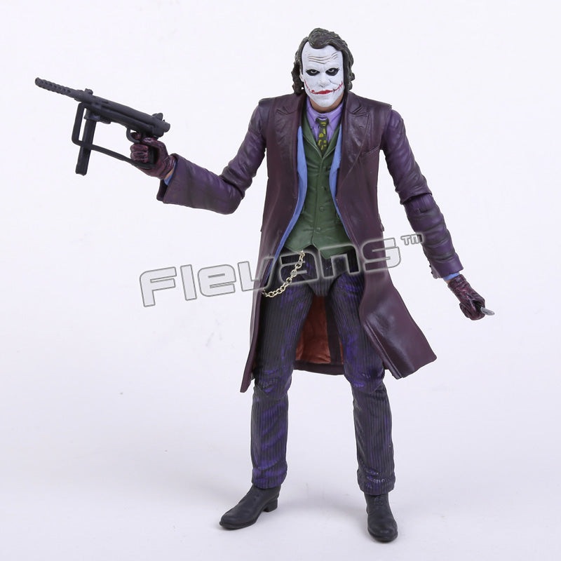 "NECA DC Comics The Joker PVC Action Figure Collectible Toy 7"" 18cm - WeRToyz"