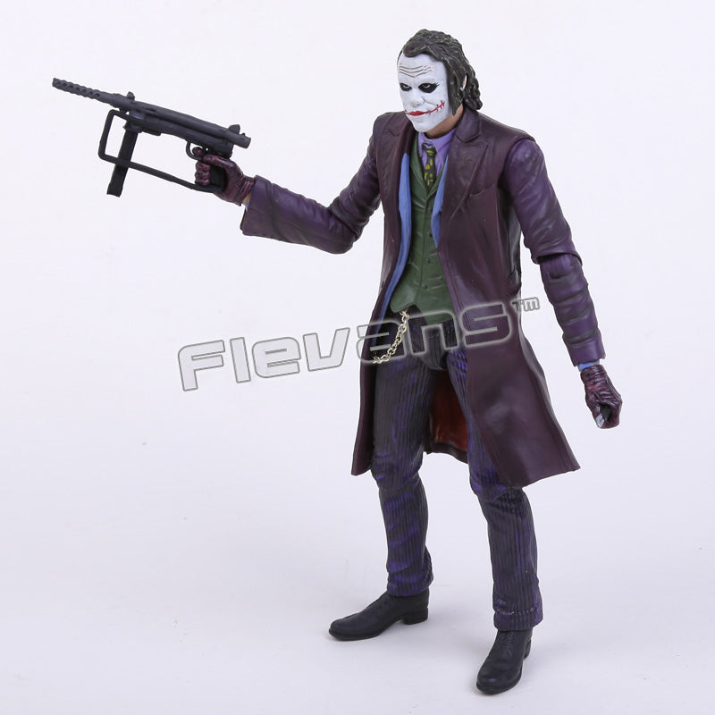 "NECA DC Comics The Joker PVC Action Figure Collectible Toy 7"" 18cm 
