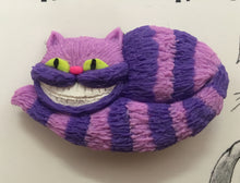 Hip to be Hare Cheshire Cat Brooch