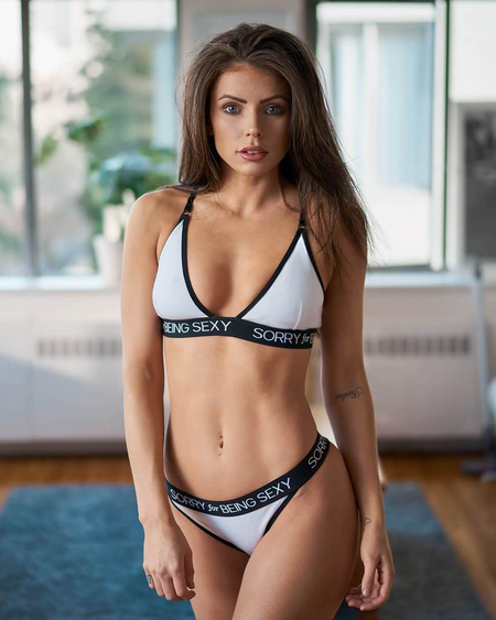 Black Underwear Set