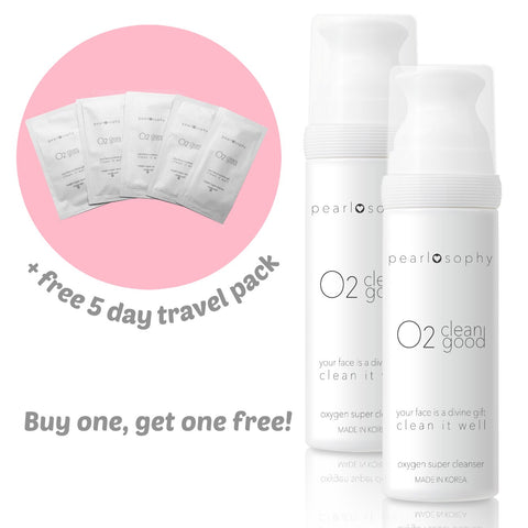 Buy one, get one FREE + 5 day travel pack