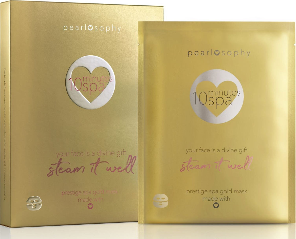 Gold Spa Sheet Mask