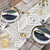 Macrame Table Runner - Macrame Macrame - Homeware Lekker Project - Sustainable LekkerProject - Lekker Project