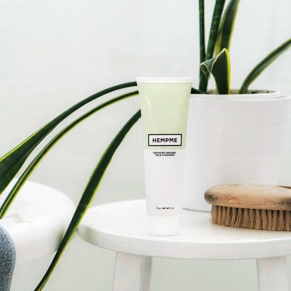 Hemp Face Cleanser - Macrame  - Homeware HEMPME - Sustainable LekkerProject - Lekker Project