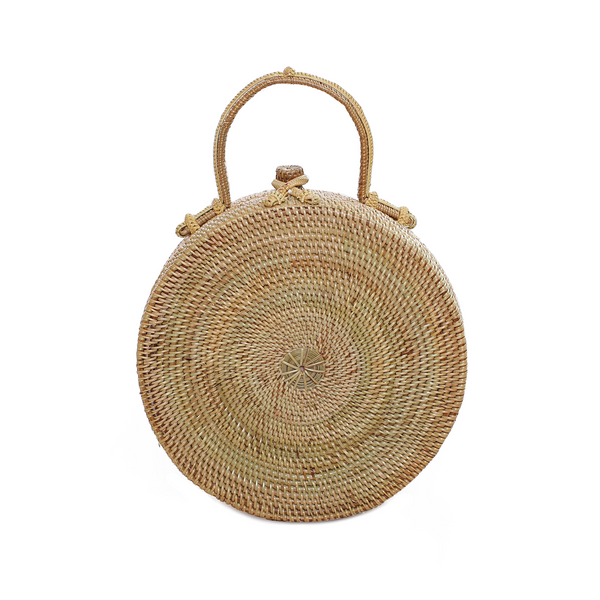 Dewa Baruna Bag - Macrame  - Homeware Moonage The Label - Sustainable LekkerProject - Lekker Project