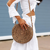 Ole Round Shoulder Bag - Macrame  - Homeware Arms Of Eve - Sustainable LekkerProject - Lekker Project