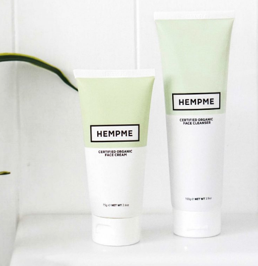 Organic Hemp Skin Care Set - Macrame  - Homeware HEMPME - Sustainable LekkerProject - Lekker Project
