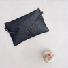 Pinatex Bag | Vegan Clutch | Ahimsa Collective | Non Leather Bags