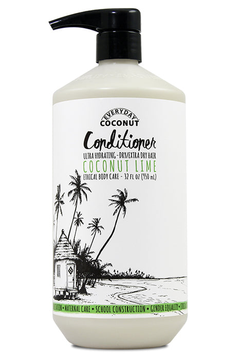 Hydrating Conditioner - Coconut Lime - Macrame  - Homeware Everyday Coconut - Sustainable LekkerProject - Lekker Project