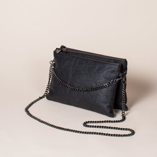 Pinatex Bags Australia | Vegan Clutch | Ahimsa Collective | Vegan Bags