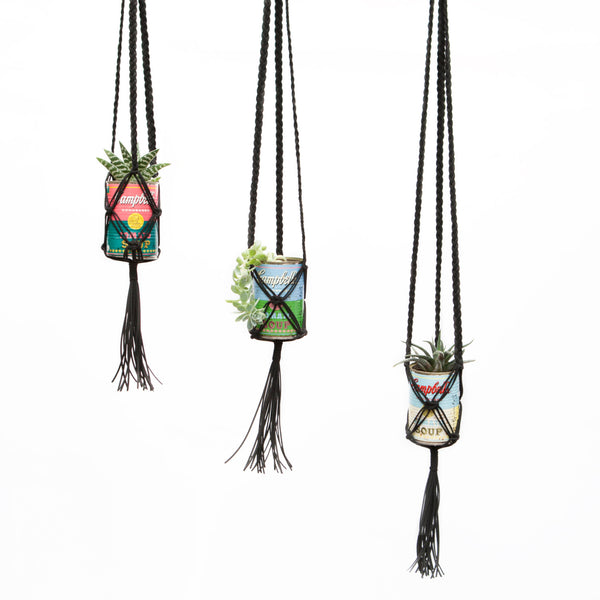 Plant Hanger 3-pack - Macrame Macrame - Homeware Lekker Project - Sustainable LekkerProject - Lekker Project