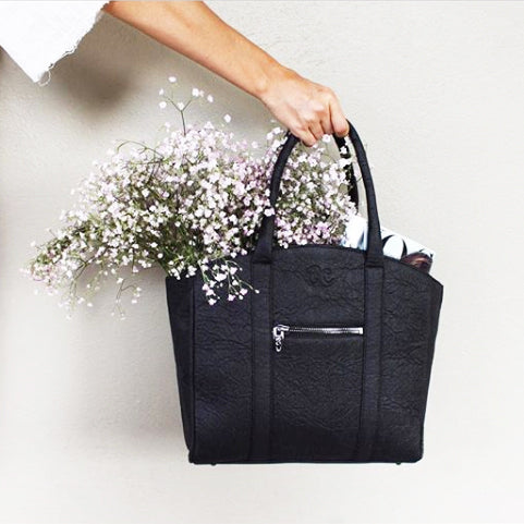 Vegan Tote Bag | Pinatex Bags Australia | Ahimsa Collective Vegan Bags
