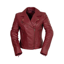 BETSY - WOMEN'S LEATHER JACKET - HighwayLeather