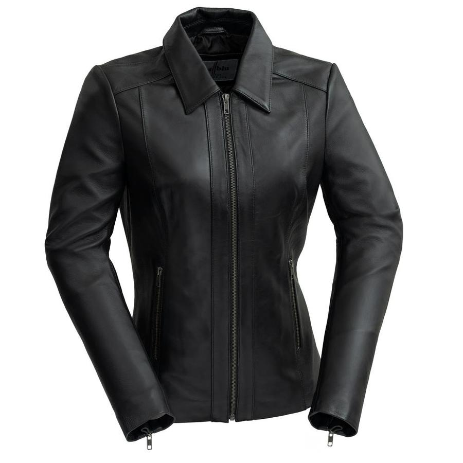 PATRICIA - WOMEN'S LEATHER JACKET - HighwayLeather