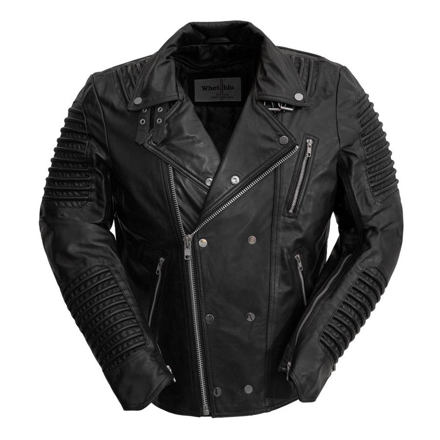 BROOKLYN - MEN'S LEATHER JACKET - HighwayLeather