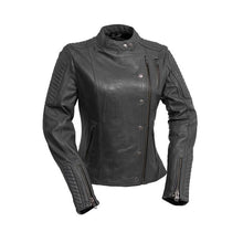 ZENA - WOMEN'S LEATHER JACKET