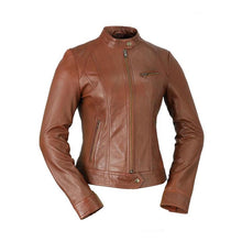 FAVORITE - WOMEN'S LEATHER JACKET - HighwayLeather